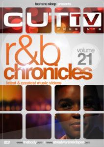 CUT_TV_RNB_CHRONICLES_21_DVD_FRONT